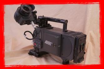 Arri Alexa Classic with Hi Speed & Pro Res Licenses