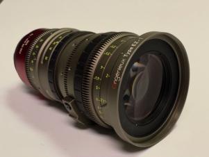 SOLD! Angenieux EZ-1 & EZ-2 lens Set 15-40mm and 30-90mm