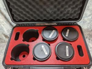 Canon CN-E Prime 4-Lens Kit (35,50,75mm & 135) EF Mount