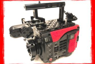 Panasonic Cinema VariCam LT 4K S35 Digital Cinema Camera EF Mount