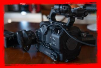 SOLD! Sony PXW-FS7 4K XDCAM Camera System with Super 35 CMOS Sensor