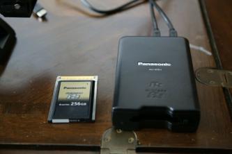 Panasonic VariCam 35 PL Mount Camera with Many Extras!