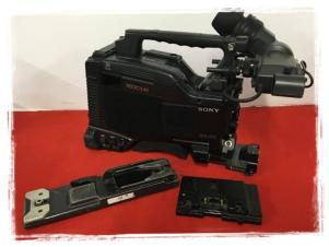Sony PDW-F800 XDCAM Camcorder Low Hours!