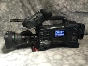Panasonic AG-HPX300 P2 HD Shoulder-mount Camcorder