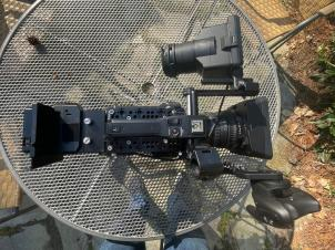 Sony PXW-FS7M2 4K XDCAM Super 35 Camcorder w/18-110mm Zoom Lens & XDCA F7 Extension Unit