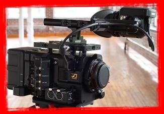Sony PMW-F5 CineAlta 4k Camera w/OLED VF