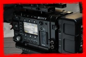 Sony PMW-F5 CineAlta 4k Camera w/OLED VF