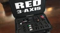 Red 3 Axis System Lens Control System Like New Condition! Used on 5 Times!
