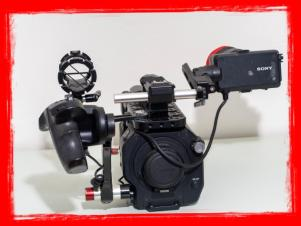 Sony PXW-FS7 XDCAM Super 35 Camera w/XDCA 7 Adptr.