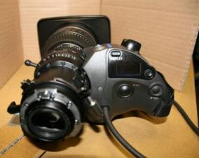 "Canon HJ17eX7.6B IASE 2/3"" Eng Lens"