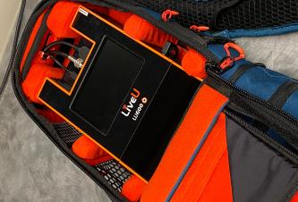 Live U LU600 HEVC with LU2000 Quad Channel Server