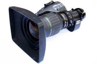 Canon HJ11ex4.7B IRSE Hi Def Wide Angle Lens