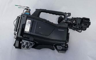 SOLD! Sony PXW-X400 Shoulder Camcorder w/ CBK-VF02 Color LCD VF