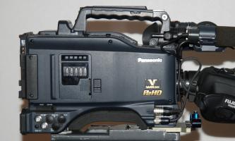 Panasonic AJ-HPX3700 VariCam Camcorder P2 w/Color VF