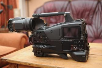Sony PXW-X400 HD ENG camera Shoulder Camcorder