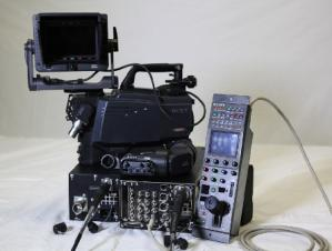 SONY HDC-1550 Camera Camera Package