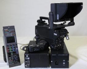 SONY HDC-1550 Camera Camera Package