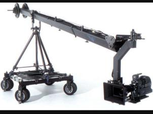 JIMMY JIB 12 METER (40') with Trailer