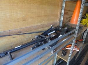 Swiss Jib w/Trailer,Power Pod and Spin Axis
