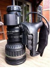Canon HJ16x8 B IRSD Hi Def. Broadcast Lens