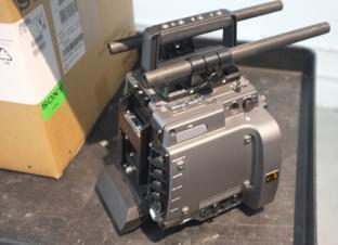 Sony F65 CineAlta Digital Motion Picture Camera Package