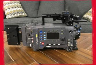 SOLD! Arri Alexa LF Large Format Camera
