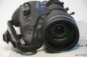 Canon HJ17ex7.6B IRSE Broadcast Lens