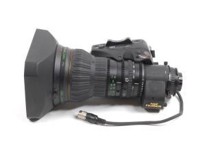 Fujinon HA22X7.8BERM-M28 B4 Broadcast ENG Lens