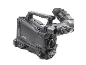 """Sony PMW500 XDCAM HD422 2/3"""" CCD Shoulder mount Camcorder"""