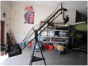 MicroDolly Jib Kit