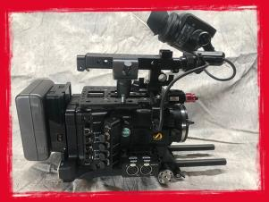 Sony PMW F5 4k CineAlta Camera Complete Shooters Pkg.
