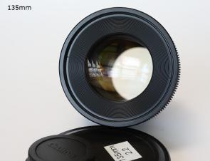 Canon EF CN-E Cinema Prime 6-Lens Kit (14, 24, 35, 50, 85, 135mm) EF Mount