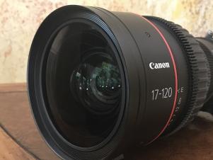 SOLD! Canon CN7x17 KAS S Cine-Servo 17-120mm T2.95 (PL Mount)
