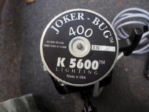 2-Complete HMI Joker-Bug 400W Kits