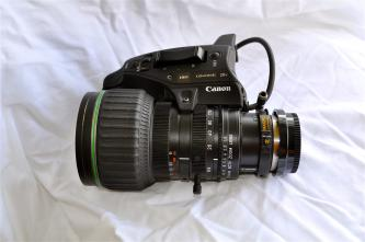 Canon HDGC KJ 20X8.5 HD Lens 2/3 inch