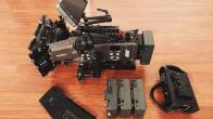 Arri Amira With UHD Premium License a EVF & Sound Upgrades