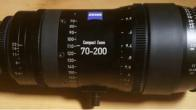 SOLD Zeiss Compact Zoom CZ.2 70-200mm T2.9  PL Mount