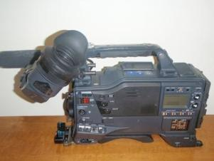 Panasonic AJ HDX400E Pal DVCPRO HD Camcorder