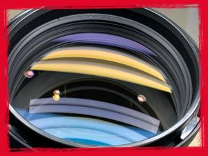 Nikkor 400mm T2.8 PL Lens