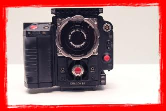 Red Epic-M Dragon 6k Camera Pkg.