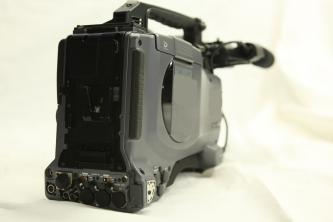 Sony PDW-530 XDCam Camcorder w/CBKFC01 24p Pull Down Board