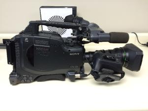 Sony PDW F355 XDCAM HD Camcorder w/ Fuji 17x5.5 lens