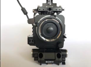 Sony CineAlta PMW-F55 4K HD Camcorder w/DVF L350 VF