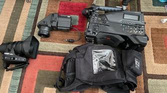 Sony PMW-320K XDCAM EX Camcorder w/16x Zoom Lens
