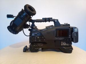 """SOLD! Sony PXW-X500 3 chip 2/3"""" XDCam Shoulder Mount Camcorder w/Color VF"""
