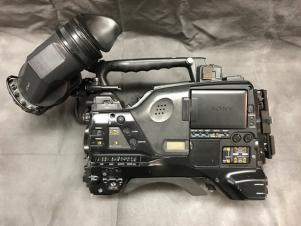 Sony PDW F800 HD XDCAM Camcorder w/Color VF & HDSDI Option
