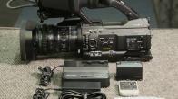 Sony PMW 300 CMOS XDCAM HD422 Memory Semi-Shoulder Handy Camcorder
