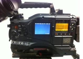 Panasonic AJ-HPX3700 VariCam Camcorder P2