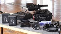 Sony PMW-F5 CineAlta Camera w/OLED VF