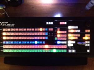 NewTek TriCaster TCXD850FN Live Production System (Full Unit)